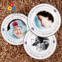 英国女皇90岁生日官方纪念品(永不褪色的青春)