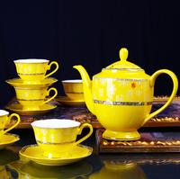 13头咖啡茶具(金石方圆)